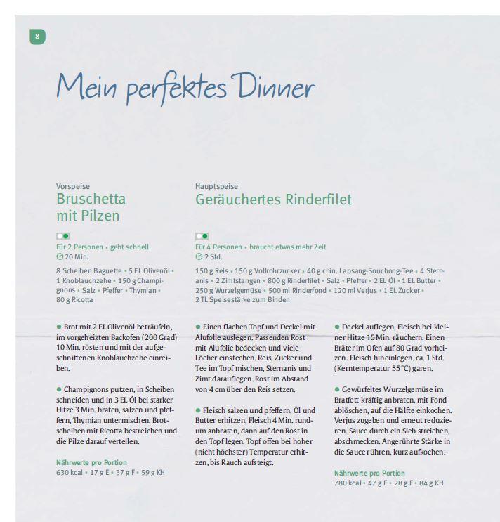 Kochbuch Köstlich Essen Fructoseintoleranz Seite 8