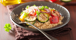 Vegetarischer Couscous