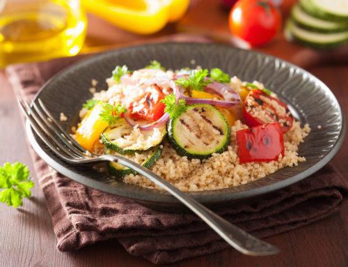 Vegetarischer Couscous