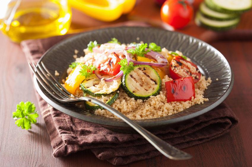 Vegetarischer Couscous - fructosefrei