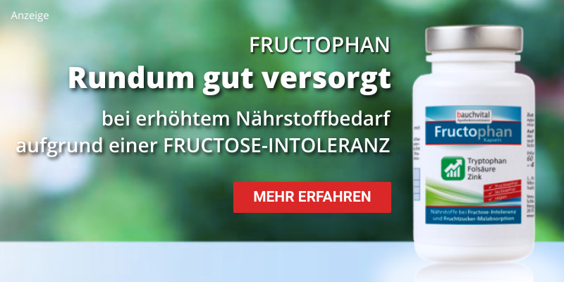 Fructophan bei Zinkmangel