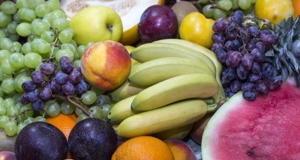 Obst bei einer Fructoseintoleranz