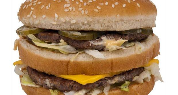 Big-Mac bei Fructoseintoleranz