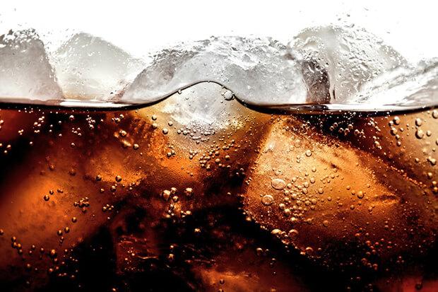 Lebensgefahr durch Cola