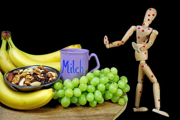 Ernährungshypochonder