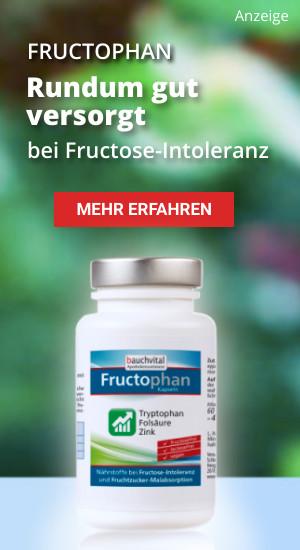 Fructophan bei Fructoseintoleranz jetzt testen