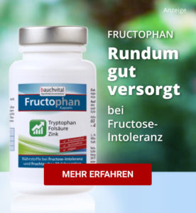 Fructophan Werbebanner
