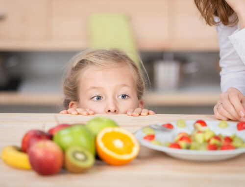 In welchem Alter zeigt sich die Fructoseintoleranz?